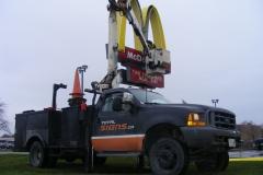 McDonald's Pylon Service