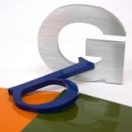 Aluminum Letters